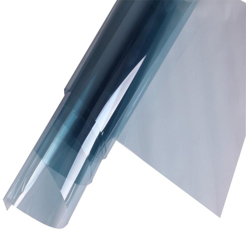 1.52 м * 30 м Тонировочная плёнка в автомобиль лобовое стекло Защита от солнца Тенты лобовое стекло автомобиля козырек крышки блока Защита лобо
