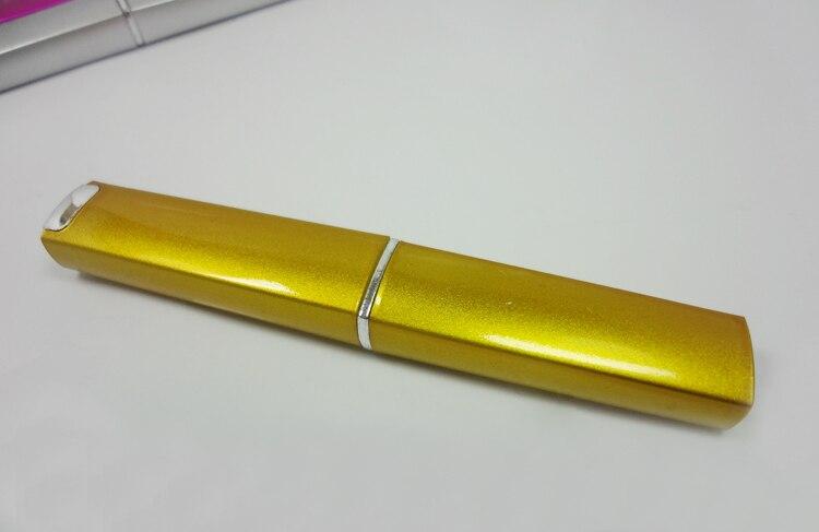 "Cystal стеклянная пилочка для ногтей с Футляр Protector 3 1/"" 1000 шт./лот# NF009T"