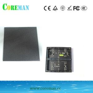 Image 1 - P6 32*32 pixel 8 16scan p6 полноцветный led smd Прокат led панель литья под давлением led модуль шкафа 576*576 мм p6