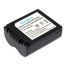 V para Panasonic Bateria Li-ion Cgr-s006e S006e Cga-s006 Cgr-s006a Dmw-bma7 Câmera 7.2 Dmc-fz18 Fz28 FZ7 FZ8 Fz35 Fz50 1 PC