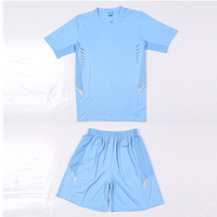 New Men Futbol Training Suit Boys Soccer Jerseys Youth Set Football Kits Maillot De Foot Short