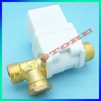 2 шт./12В лот 4/5 'электрический электромагнитный клапан для воды или воздуха + бесплатная доставка-10000073