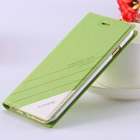 Original Luxury Ultra Thin Flip Leather Phone Case For Apple IPhone 5 5S Wallet Holster Back