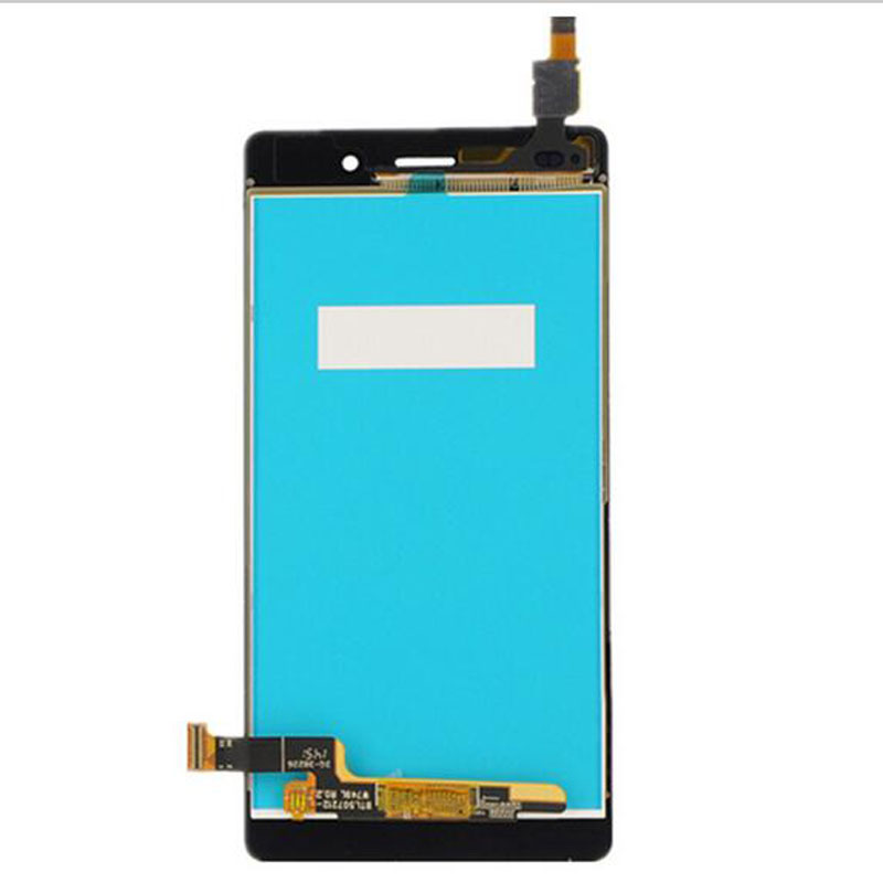 New Black Touch Screen Digitizer Glass Sensor+LCD Display Panel Screen For Huawei Ascend P8 Lite 5.0 Assembly Replacements veronese ws 81 статуэтка ангел мира