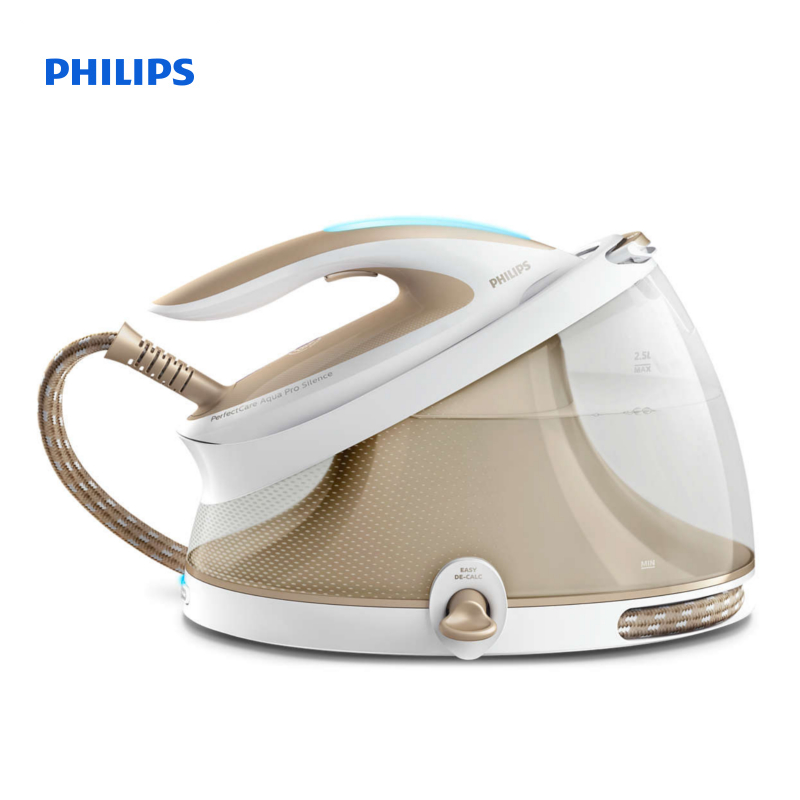 philips perfectcare aqua pro steam generator iron max 6 7 bar pressure up to 450 g steam boost 2. Black Bedroom Furniture Sets. Home Design Ideas