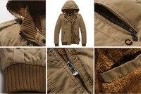 мужчины в куртка с подвижный толстовки сгущает материал тёплый и пиджаки ветрозащитный куртка masculina от м-XXL 2 цвета mwj128