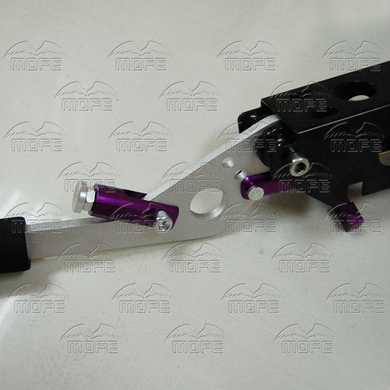 Universal Aluminum Master Cylinder 0.7 Inch Vertical Horizontal Racing Drift Rally Hydraulic Handbrake Hand Brake Purple Red Black Blue DSC_0326