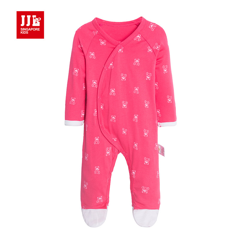 new arrival 100 cotton baby rompers girl boy baby pajamas cartoon koala newborn jumpsuits rompers baby