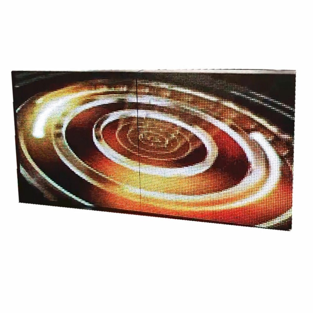 4pc 96x96cm P10 LED Display Panel outdoor RGB Full Color module video Sign business advertising board computer LAN programmining