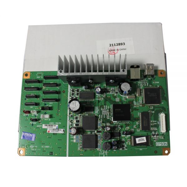 DX5 R1800 Mainboard Second Hand printer parts second hand for hp 4580 4660 scanner head printer parts