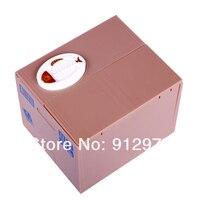 инновационные краже кошка милый монета деньги коробка - инновационные деньги банк игрушки