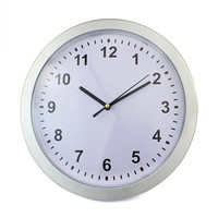 Novelty Wall Clock Jewelry Storage Box Clock Diversion Safe Secret Stash Money Cash Jewelry Security Box