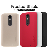 Nillkin Super Frosted Shield Case For Motorola Moto X Force Droid Turbo 2 Hard Back Cover