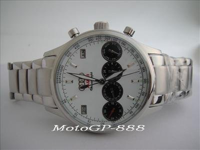 AUDI Chronograph Automatic Stainless Steel Watch Qin Mens - Audi watch