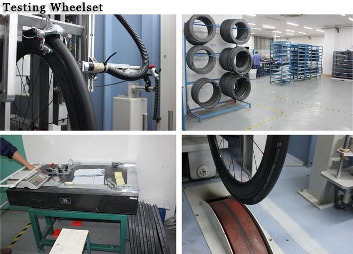 Test wheelset
