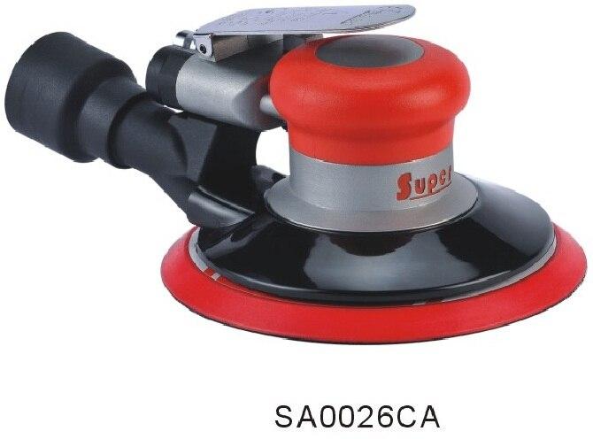 UT8rPKAXjXcXXagOFbXz - 6inch Central Vacuum pneumatic grinding polishing machine Waterproof Finishing Tools 150mm Pad Dust Free (SA0026CA)