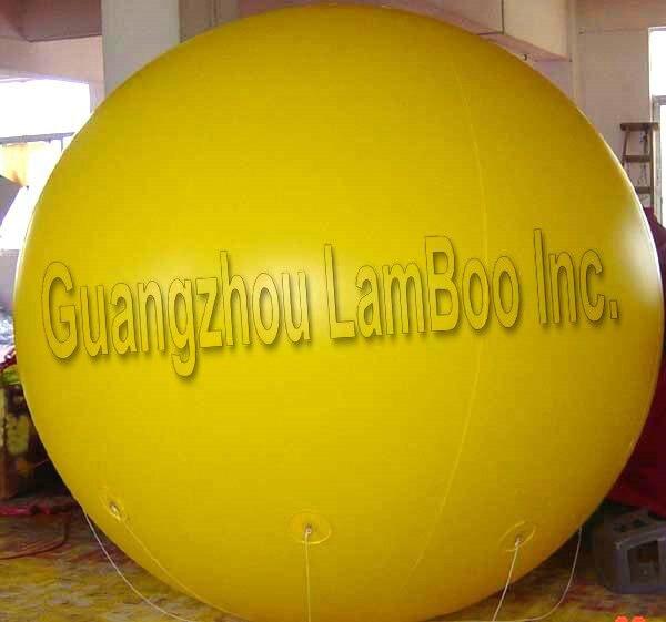 Горячая 3 метра большой надувной Гелиевый шар для мероприятий/печать различных логотипов для вас