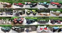 плетеная из ротанга пляжная мебель пляж мрл-063