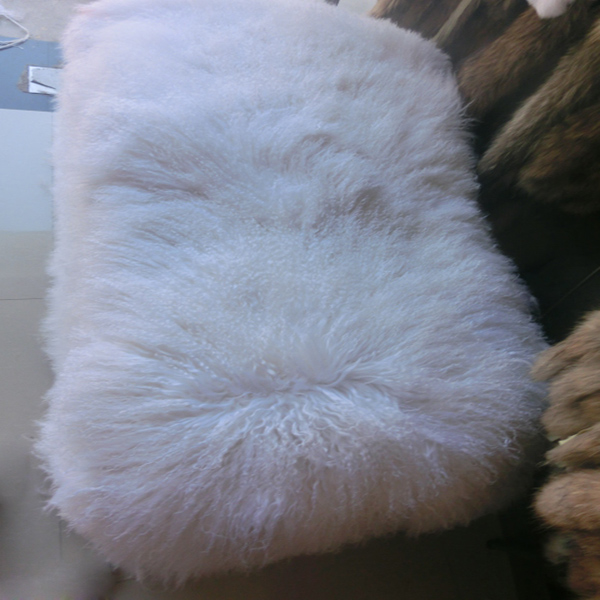 Hot Tibetan Lamb Rug Sheep Skin Blanket