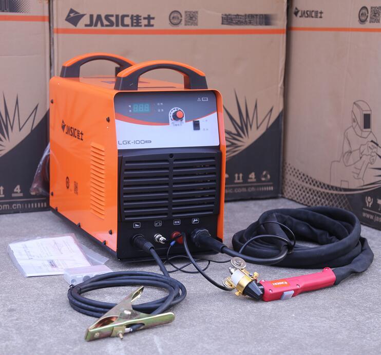 CUT-100 LGK-100 Inverter-klimaplasmaschneider dreiphasige AC380V Plasma-schneidemaschine