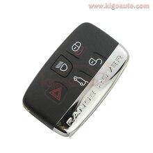 for Land Rover Range Rover Sport Evoque Discovery 4 Smart key 5 button 434Mhz KOBJTF10A BJ32-15K601-CB