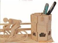велосипед кисть / стерео своими руками монтажный комплект модель образовательный игрушки