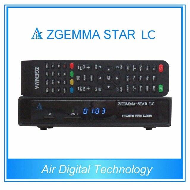 2 pcs/lot Enigma2 Linux cable set top box DVB C Zgemma-star LC