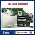 100% madre Original del ordenador portátil 04 X 5319 para Lenovo W540 no integrada con NVIDIA N15P-Q3-A1 probado completamente de trabajo bien