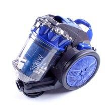 Пылесос электрический Endever VC-560 (Мощность 2100 Вт, безмешковый, объем пылесборника 4 л, мультициклон, HEPA-фильтр)