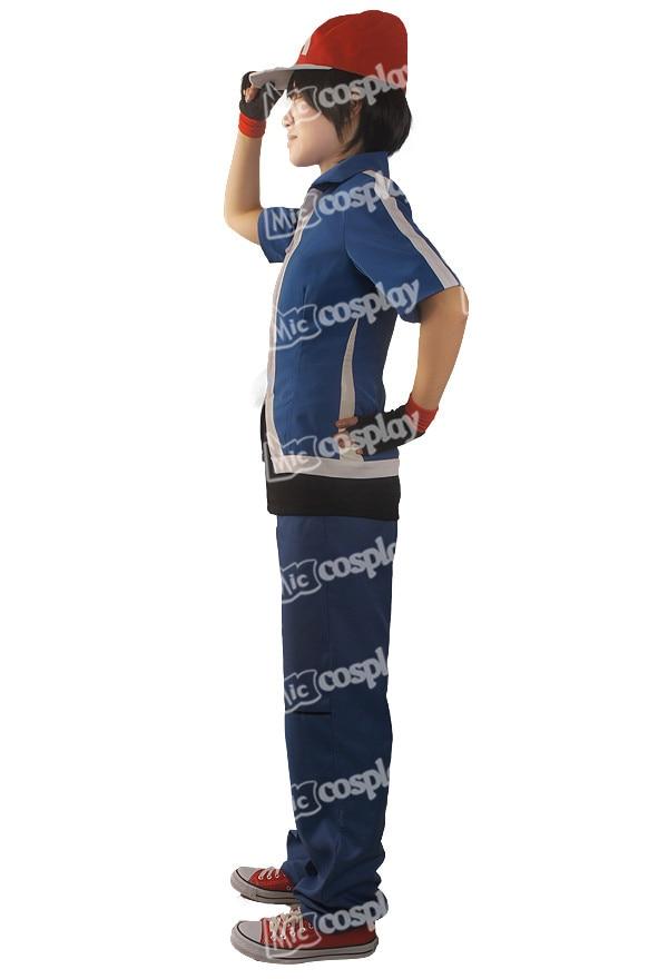 Ash Ketchum Cosplay костюмі Unisex - Костюмдер - фото 4