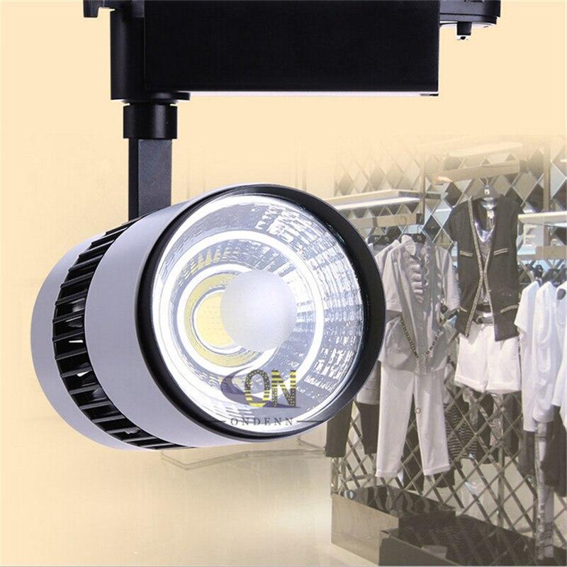 30w Led Track Lighting Fixtures: 30W LED Track Light Spot Lighting For Kitchen Clothing