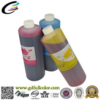 1000 ML * 6 Colors Printer Dye Ink for Epson R260 / R280 / 380 / RX580 / RX595 / RX680 Water Based Ink