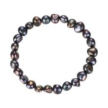 Pearl Irregular Bracelet & Bangles