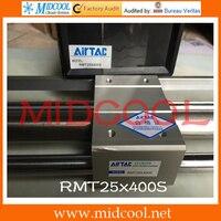 Оригинальный Airtac бесштоковый магнитного цилиндр (с руководство) RMT серии RMT25x400S