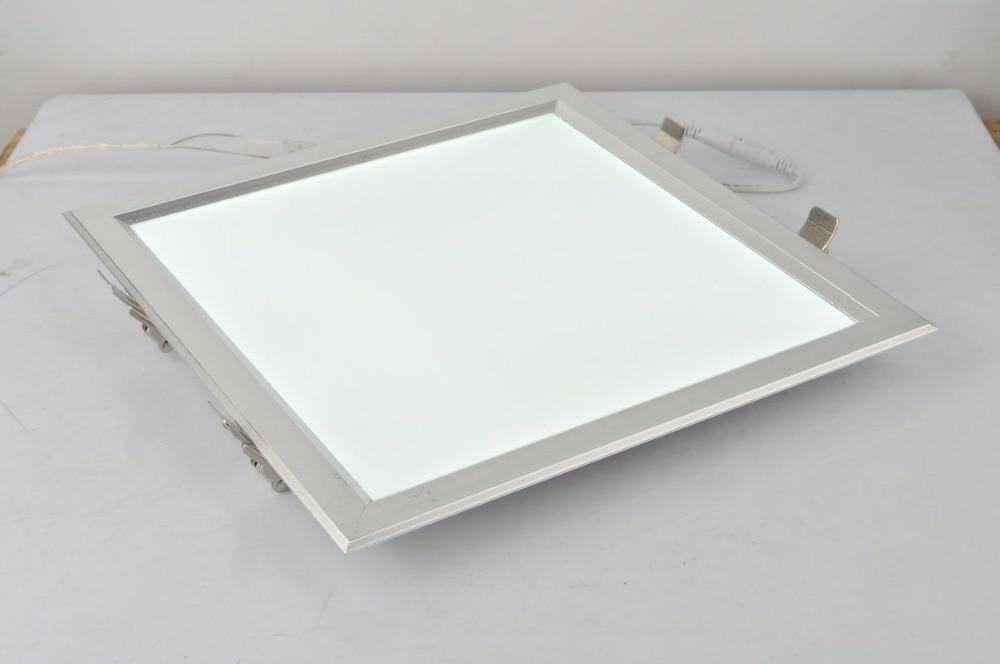 Easy Installation Spring Ceiling Flush Panel Led 48w Light 120x30cm 1200 300 Mm Office Home Garage Indoor Illumination 6000k In Lights From
