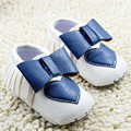 Cozy Soft Sole Leather Baby Shoe Girls White Exquisite Tassels Heart-Shaped Bow Kids Toddler Girl Mocassin Crib Shoes Discount