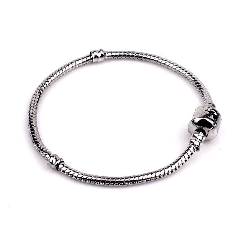 Браслеты-новое поступление DIY цепь голыми браслет-цепочка основе покрытие УФ Титан Сталь браслет #1792168