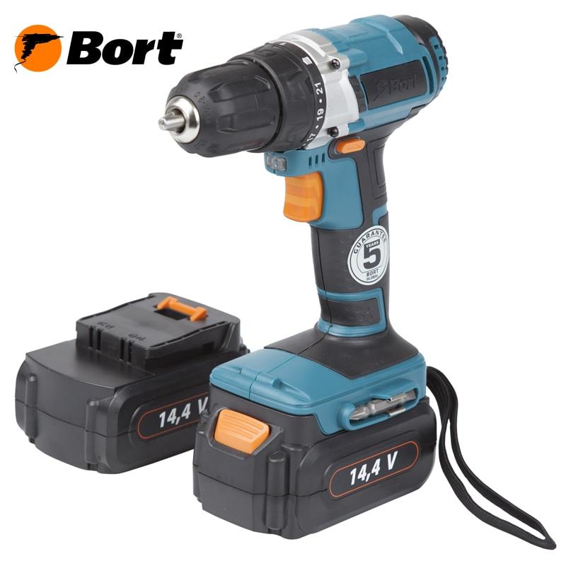Cordless drill Bort BAB-14U-DK bort bab 18ux2 dk