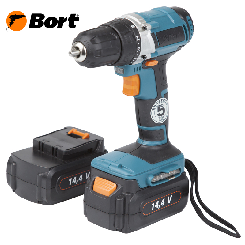 Cordless drill Bort BAB-14U-DK