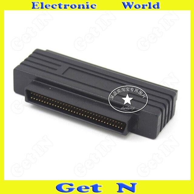 1pcs HPDB68MIDE50F מתאם SCSI 68PIN IDE50 נקבה מחבר תקע