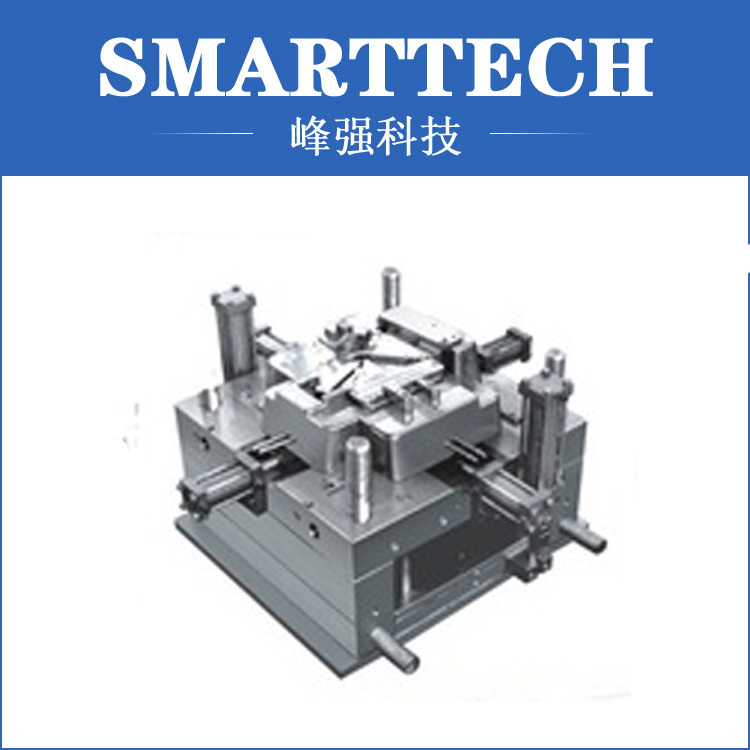 Customized Medical Spare Parts Plastic Mould Injection Makers