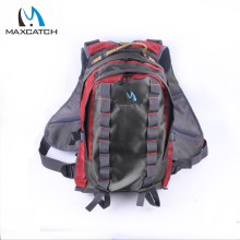 Maximumcatch Fly Fishing Vest Fishing Bag With Multifunction Pockets Adjustable Size Fishing Backpack
