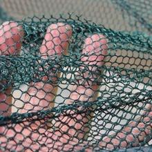 Sougayilang 1.8m Hand Fishing Net Foldable Small Mesh Fishing Net Fishing Tackle Brailer Aluminum Rod Fishing Net Tackle Tools