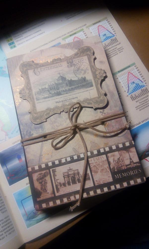 Пришла посылка за 22 дня в Воронеж. Товар хороший, качественный, листы бумаги плотные.
