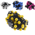 5M 50LEDs Mini Ball Global LED String Light  AC 110V/220V RGB Twinkle Color Change Waterproof for Wedding/Party/Garden