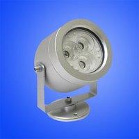 защиты IP65 водонепроницаемый на открытом воздухе из светодиодов RGB по 3 вт 220В из светодиодов сад газон свет