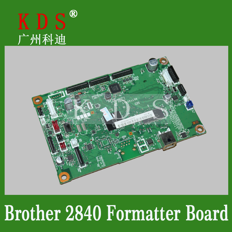 Bulk Price Logic Board For Brother Fax 2840 Formatter Board Apart New Officejet Printer Parts brand new printer spare parts logic board laserjet for hp175nw 175n 175a formatter board main board