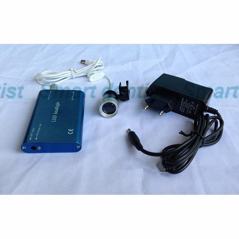 2016 1W chargeable LED Light lithium battery doctor operation medical Headlight surgical headlamp