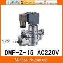 ZGM DMF-Z-15 AC220V 1/2 inch ASCO pulse valve pneumatic diaphragm