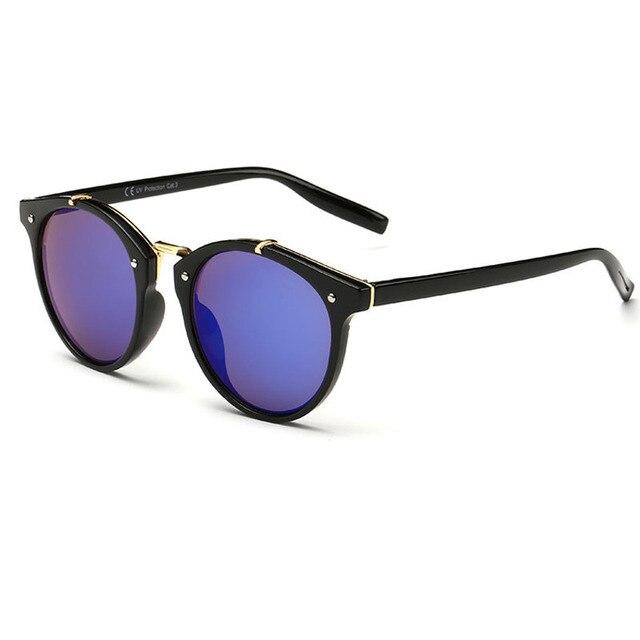 Fashion Round Sunglasses Women Fashion Designer Eyewear UV400 Female Retro Sun Glasses Brand Points Sun Women K9nj2QnF
